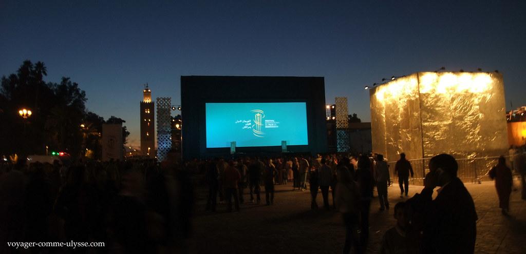 Festival do filme de Marrakech