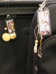 bag tag charm luggage moocard