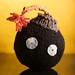 knit bomb