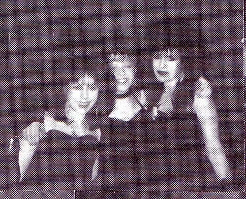 gothic trio