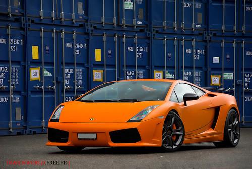 Lamborghini Gallardo Superleggera @ Genève