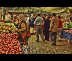 Fethiye Market (Steel Steve) Tags: turkey market fethiye mywinners steelsteve murgla