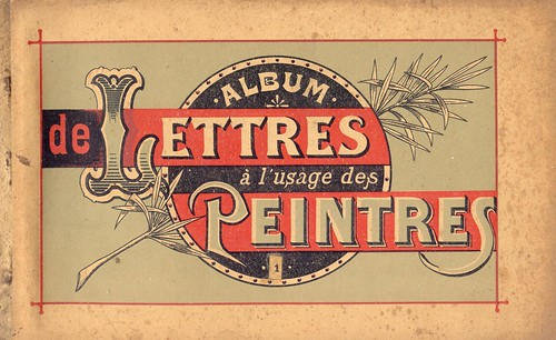 album de lettres
