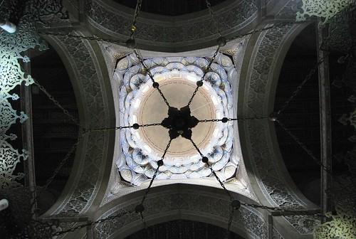Cairo - El Rifai Mosque Dome I