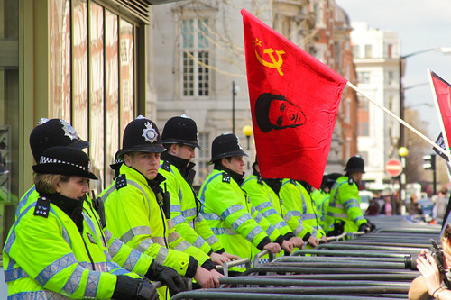 CND G20 Protest