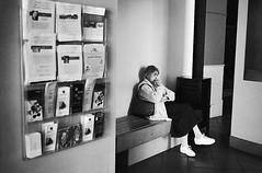 (Ann LT) Tags: leica waiting candid streetphotography bodylanguage leicam7 decisivemoment m7 35mmsummicron 35mmf2summicron annlt