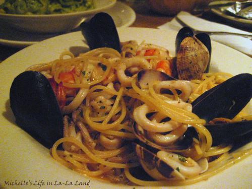 Cafe Angelino- Spaghetti del Golfo