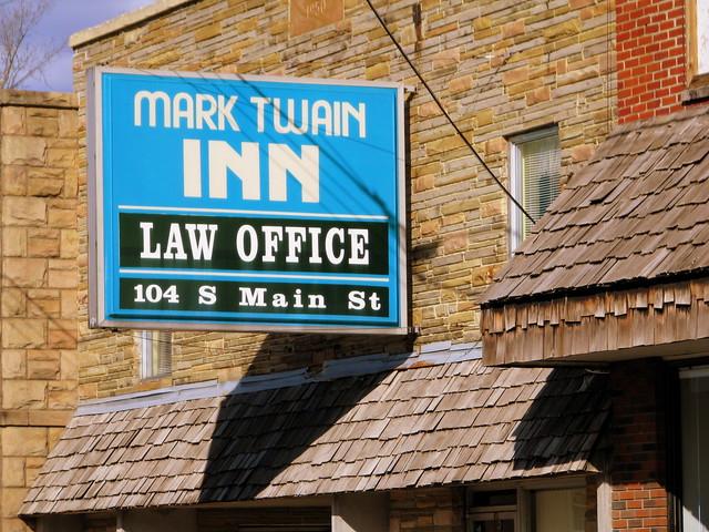 Mark Twain Inn - Jamestown, TN