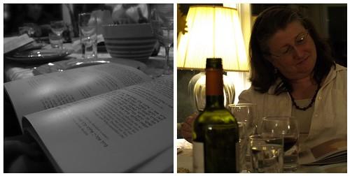 Seder readings