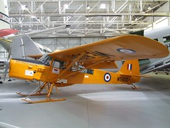 Antarctic Auster T7 WE600 (Rob Langham) Tags: expedition museum force leicestershire dr air royal vivian trans commonwealth raf fuchs antarctic auster t7 cosford