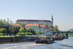 Auf der Elbe in Tschechien (ritsch48) Tags: tschechien elbe labem