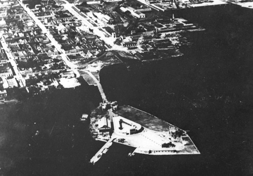 Cayo Loco Naval Station c1957