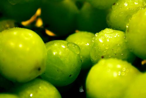 Grapes! Grapes! Grapes!
