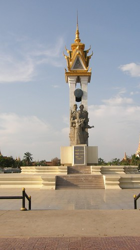 071.柬越友誼紀念碑 (Cambodia Vietnam Friendship Monument)