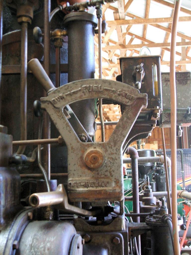 Wolverine Engine Control