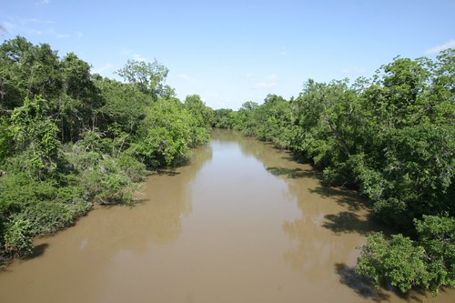 Bayou crossing in Texas...
