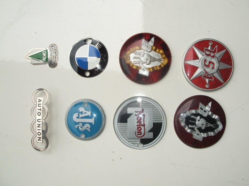Emblem Classic Motorcycles por RR Classic Bikes