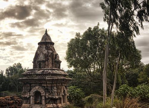 Asian Ruins