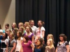 Ryn's Spring Choir Concert