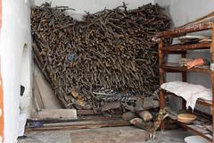 The Bakery Cat (MykReeve) Tags: wood cat bread shelf morocco bakery shelves moulayidriss المملكةالمغربية المغرب مولايإدريس geo:lat=34054922 geo:lon=5521789