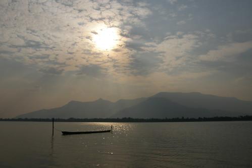 153.Don Daeng島上湄公河的日落 (6)