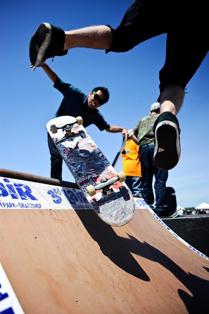 3rd lair skate demo