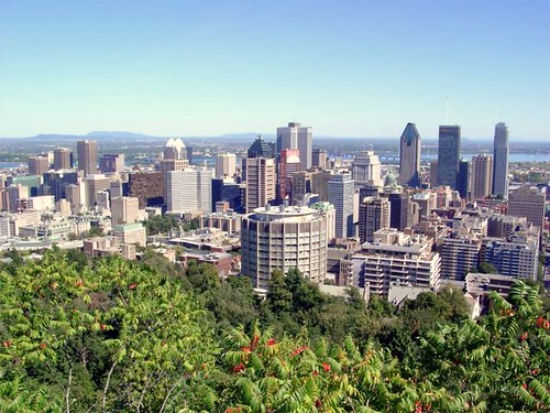 The City of Montreal is the second largest in Canada.