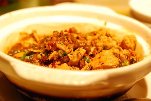砂鍋臭豆腐