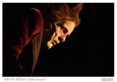Javier Semprún en El Cuervo (Teatro Corsario)