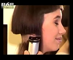 2009-06-01_165455 (bob cut) Tags: haircut bob short shave razor