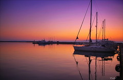Stillness (tolis*) Tags: sea port canon boats island eos dawn sails aegean greece serenity tamron stillness chios 50d tolis  ultimateshot  alemdagqualityonlyclub flioukas 18270vc