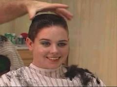 headshave - 2009-06-02_115055 (bob cut) Tags: ladies haircut sexy girl happy bald shave razor headshave