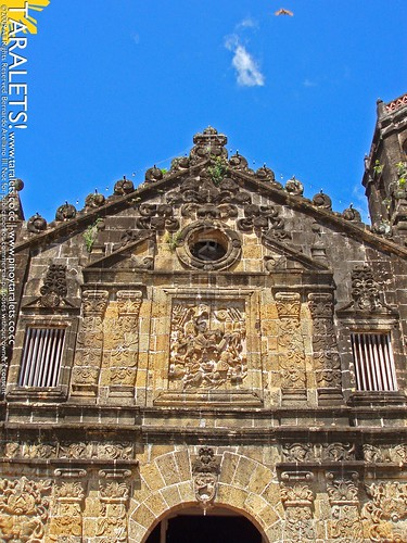 Santiago de Compostela Church, Paete, Laguna