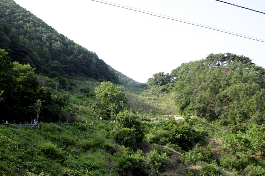 In mountains(3)