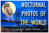 NOCTURNAL PHOTOS OF THE WORLD