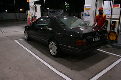 17in AMG 3pc on my 300CE (Rezy Jakarta) Tags: 2 indonesia mercedes benz jakarta aero amg 300ce 3pc 17x8