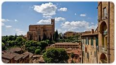 Siena - San Domenico (bas:il) Tags: italien italy gothic tuscany siena toskana sandomenico nachmittags