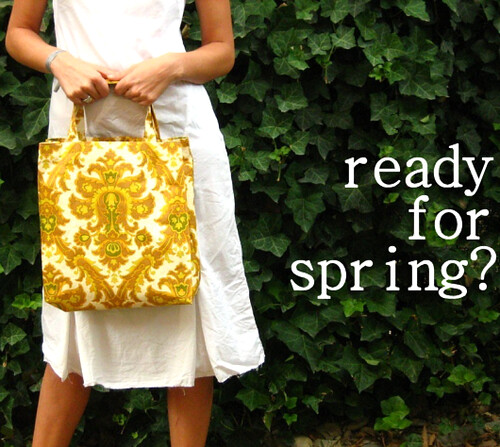 Ready for spring?