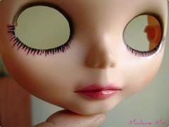 New girl...completamente exclusiva..hehe...só aguardando os cílios e os eyechips!