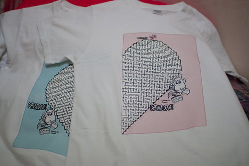 couple T-shirts 만들기