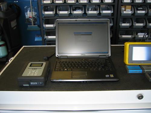 Subaru Select Monitor III