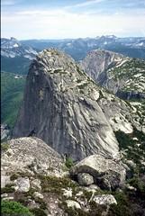 Steinbok (Dru!) Tags: canada bc britishcolumbia spires granite peaks northcascades cascademountains bostonbar andersonriver andersonriverrange ibexpeak steinbokpeak gamuzapeak