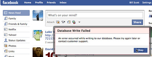 facebook-database-error (by Designing Web Interfaces)