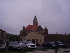 Randolph County Courthouse Backside (rustyrust1996) Tags: westvirginia courthouse elkins randolphcounty