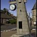 The Jim Clark Memorial Clock (Chirnside)