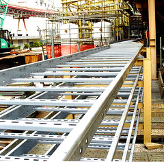 Concord - Abcite coated cable ladder 3 Lamma PS by indiapowdercoating