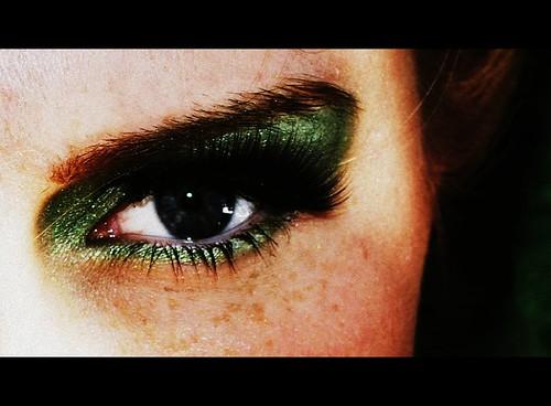 Green eyed monster 12/05/10