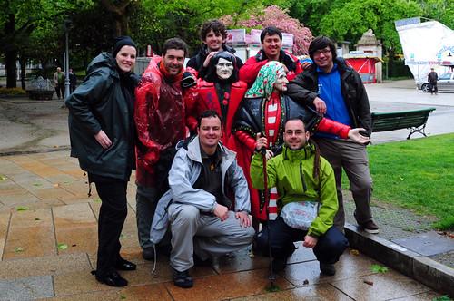 el grupo peregrinosblogueros