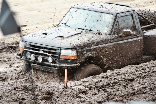 Mudding fail... lol