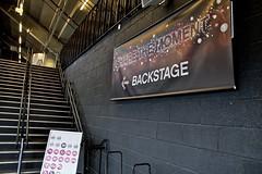Backstage på Eurovision